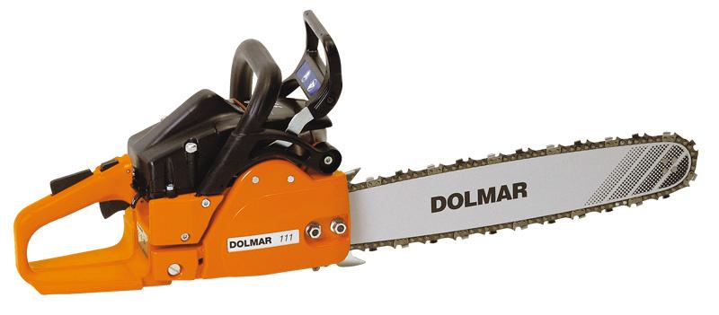 DOLMAR 111-38 Benzinová pila 2,4kW, 38cm