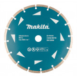 Makita D-41610 segmentový diamantový kotouč  230x22,23mm 1KS  /=oldD-41610-10  10KS/