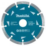Makita D-41595 segmentový diamantový kotouč  125x22,23mm