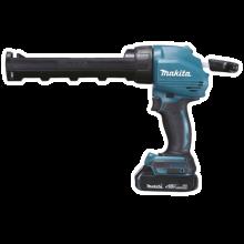 Makita DCG180RY aku pistole na tmel
