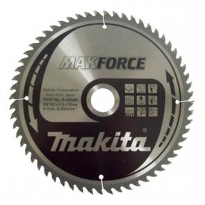 Makita B-08589 pilový kotouč 235x30mm 60T