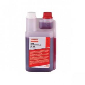 Olej 2-takt speciál 1:100 0,5l s dávkovačem