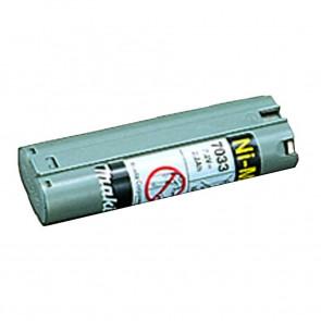 Makita 193888-6 baterie 7034 7,2V/2,5Ah NiMH,=old192695-4