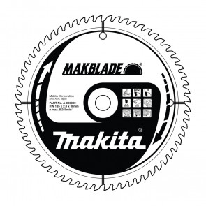 Makita B-21989 pilový kotouč (24Z)260x30 2704=oldB-17712