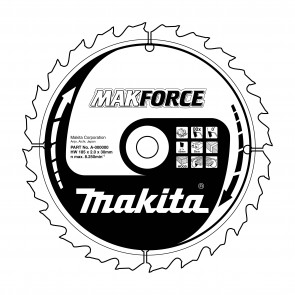 Makita B-08171 pilový kotouč   170x30 16 Z