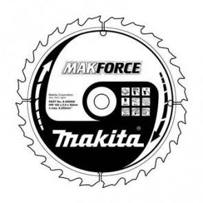 Makita B-08420 pilový kotouč 160x20mm 40T