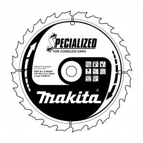 Makita B-09151 pilový kotouč 160x20 24 Z