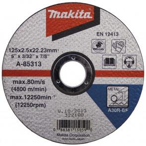 Makita řezný kotouč na ocel 2,5mm