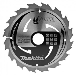 Makita B-07945 pilový kotouč 185x30mm 16T=old A-89648