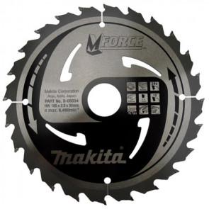 Makita B-08034 pilový kotouč 180x30 24 Z