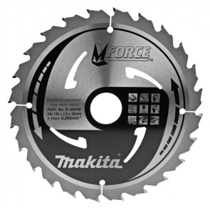 Makita B-08040 pilový kotouč 185x30mm 24T=old A-89654