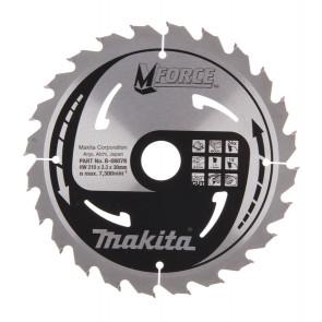 Makita B-08078 pilový kotouč 210x30 24 Z