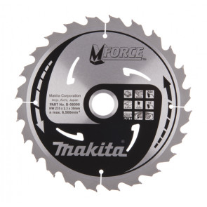 Makita B-08090 pilový kotouč 235x30 24 Z