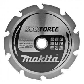 Makita B-08159 pilový kotouč 165x20mm 10T=old B-02917