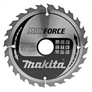 Makita B-08305 pilový kotouč 165x30 24 Z