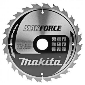 Makita B-08377 pilový kotouč 210x30 24 Z