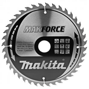 Makita B-08501 pilový kotouč 210x30 40 Z
