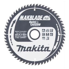 Makita B-08676 pilový kotouč 216x30 60 Z