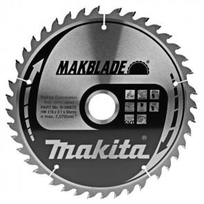 Makita B-08872 pilový kotouč 216x30mm 40T=oldA-86169