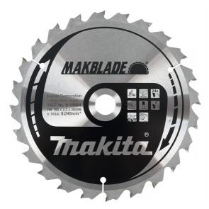 Makita B-08894 pilový kotouč 190x20mm 24T