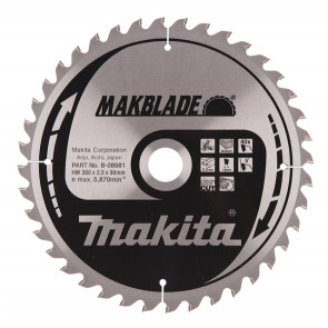 Makita B-08981 pilový kotouč 260x30 40Z =oldB-03545