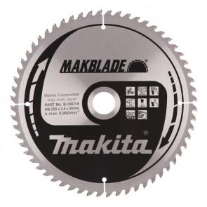Makita B-09014 pilový kotouč 255x30 60 Z=oldB-10338