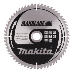 Makita B-09020 pilový kotouč 260x30 60zubů=oldB-03838 ,B-03486=oldJM23100005
