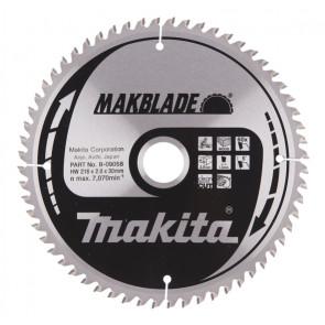 Makita B-09058 pilový kotouč 216x30 60 Z