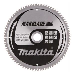 Makita B-09070 pilový kotouč 260x30 80T =oldB-03551