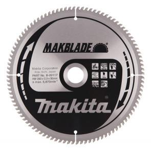 Makita B-09117 pilový kotouč 260x30 100zubů=oldB-03567