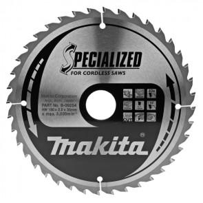 Makita B-09254 pilový kotouč 190x30 40 Z