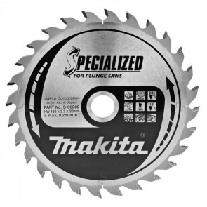 Makita B-09282 pilový kotouč 165x20 28T =oldB-07434