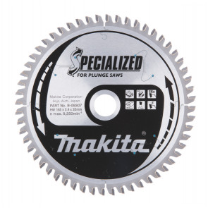 Makita B-09307 pilový kotouč 165x20 56T =oldB-07440