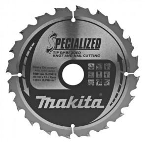 Makita B-09416 pilový kotouč 185x30 20T