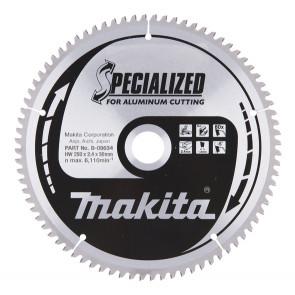 Makita B-09634 pilový kotouč 250x30 80 Z