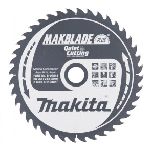 Makita B-09818 pilový kotouč 250x30 40Z.