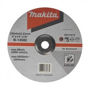 Makita B-14582 brusný kotouč 230x6x22 hliník=altP-67359
