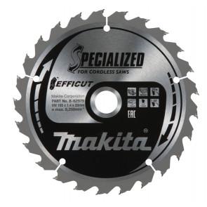 Makita B-62979 pilový kotouč Efficut 165mm×20mm 25T