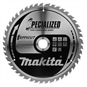 Makita B-64624 - pilový kotouč Efficut 260mm x 30mm x 45T