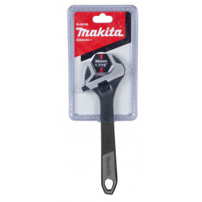 Makita B65436 stavitelný klíč 250mm, na matice 0-36 mm