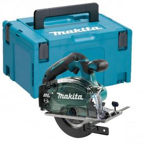 Makita DCS553RTJ 2xaku baterie 5,0Ah, rychlonabíječka, Makpac
