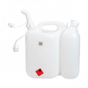 Dolmar kamystr na palivo a olej - průhledný - POSLEDNÍ KUS