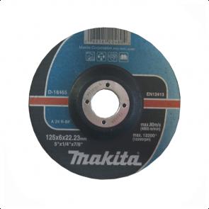 Makita D-18465 brusný kotouč na kov 125x6mm