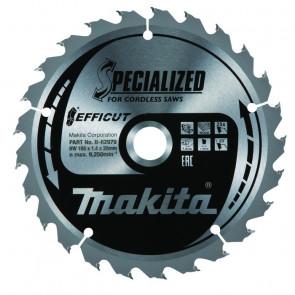 Makita B-64185 pilový kotouč Efficut 190mmx30mm 24T