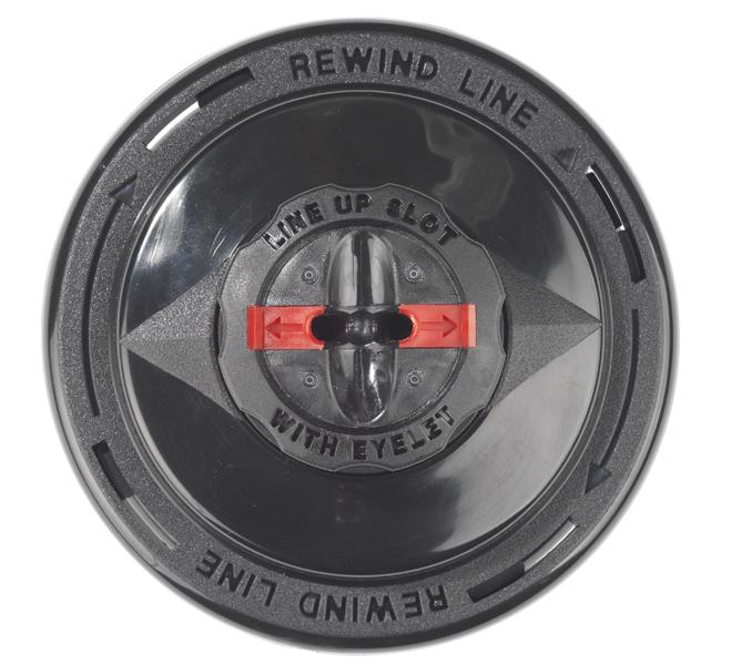 Dolmar strunová hlava Tap&Go Comfort Trim large 2,7mm