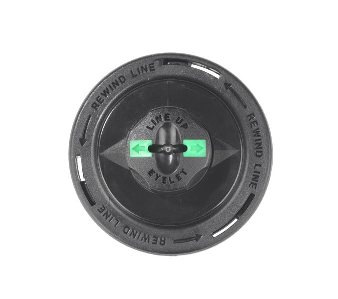 Dolmar strunová hlava Tap&Go Comfort Trim small 2,0mm