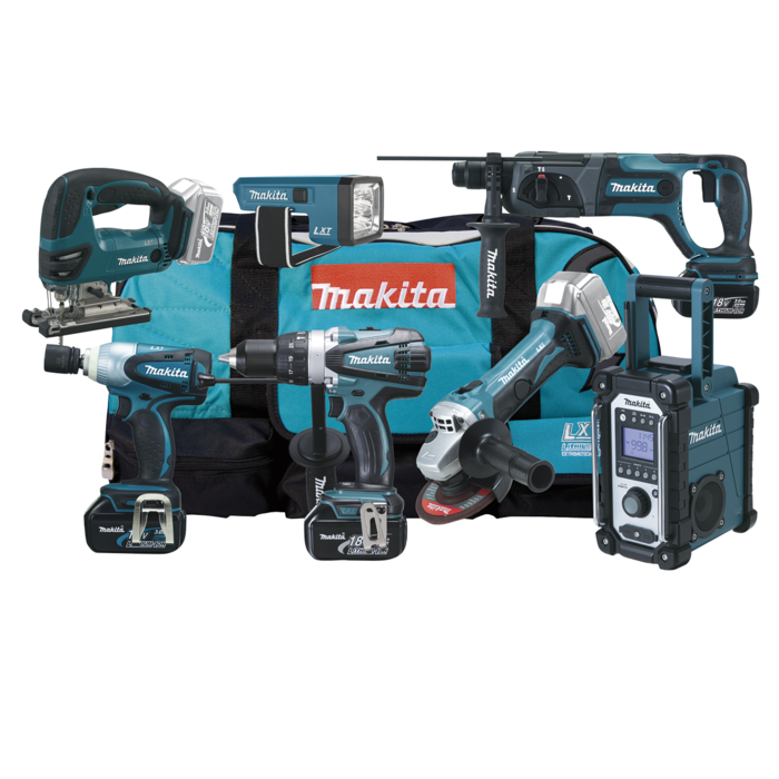 Makita DLX7000X4