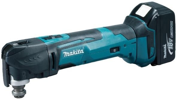 Makita DTM51RFJX1 Aku Multi Tool s příslušenstvím Li-ion LXT 18V/3,0Ah